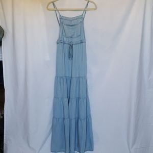 Love Stitch Sutton Dress Heritage Blue Size small